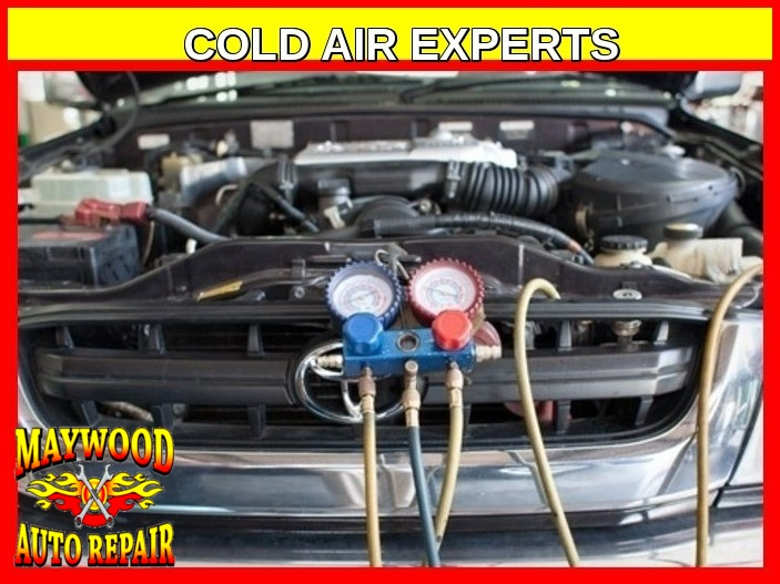 Ac Repair Charging Maywood Auto Repair Independence